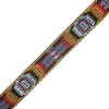 Woven Braid-hitched 5Ft 0.75in/19mm Multi